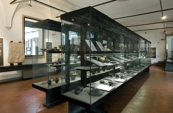 le necropoli svelate. reperti del portello del I millennio a.c