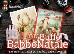 """Laboratori artistici """"Il mio buffo Babbo Natale"""""""