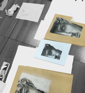 Il David di Michelangelo a Fantalica